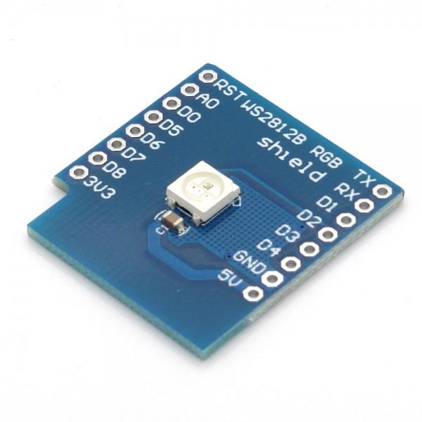 WS2812B RGB LED Shield für D1 Mini