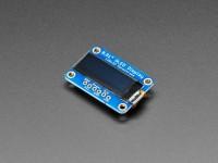 """Monochromes 0.91"""" 128x32 I2C OLED Display - STEMMA QT / Qwiic"""