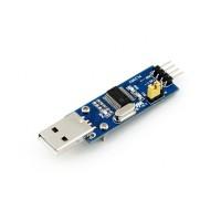 Konverter, USB Typ A Stecker - UART, PL2303