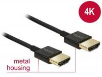Premium Ultra Slim High Speed HDMI Kabel mit Ethernet A Stecker – A Stecker