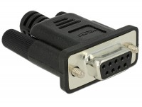 Adapter RS-232 DB9 Buchse Loopback