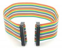 GPIO Kabel 26pin Rainbow für Raspberry Pi
