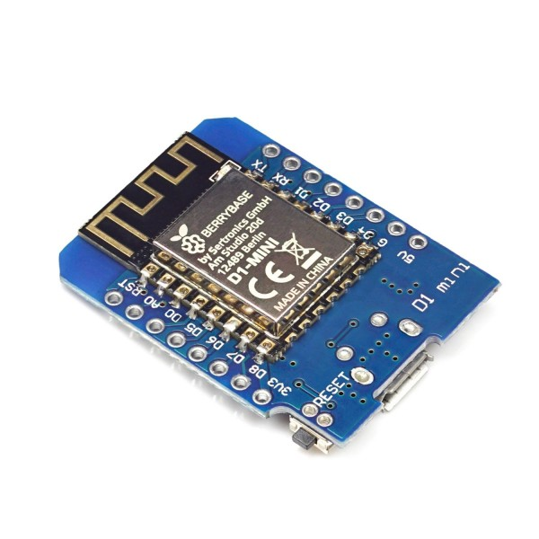 D1 Mini - ESP8266 Entwicklungsboard