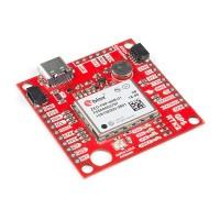 SparkFun Qwiic - GPS-RTK2 Board, ZED-F9P