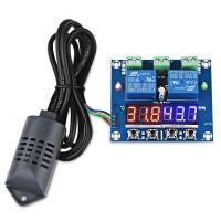 XH-M452 Digitaler Controller für Temperatur- und Luftfeuchtigkeit 12V, programmierbar
