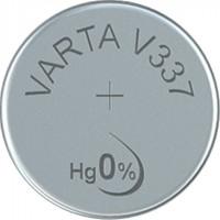 VARTA Silberoxid Uhrenbatterie V337