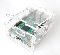 Acryl Case für BIG7 und Raspberry Pi