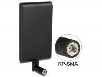 WLAN Antenne 802.11 ac/a/h/b/g/n RP-SMA 7,5 ~ 10 dBi direktional Gelenk