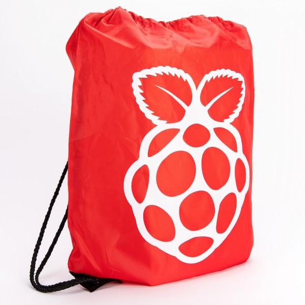 Raspberry Pi Drawstring Bag