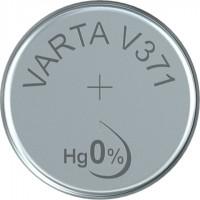 VARTA Silberoxid Uhrenbatterie V371