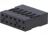 Dupont Gehäuse 2x6 Pin