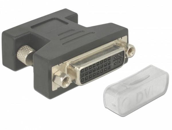 Staubschutz für DVI Buchse 10 Stück transparent