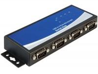 USB - 4x RS422 / RS485 Adapter mit FTDI Chipsatz