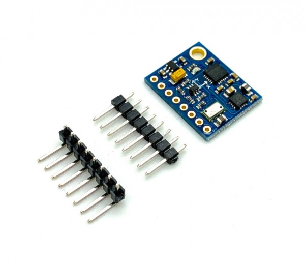 GY-86 MPU-6050 3 Achsen Beschleunigungssensor / Gyroskop, HMC5883L Magnetfeldmesser, MS5611 Barometer