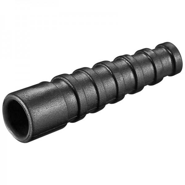 BNC-Knickschutztülle schwarz für RG 59