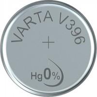 VARTA Silberoxid Uhrenbatterie V396 / SR59