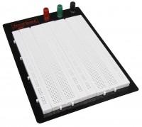 Laborsteckboard 1680 Kontakte, 3 Pol-Anschlussklemmen
