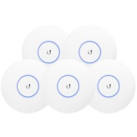 Ubiquiti UniFi UAP-AC-LR WLAN Access Point, 5er Pack