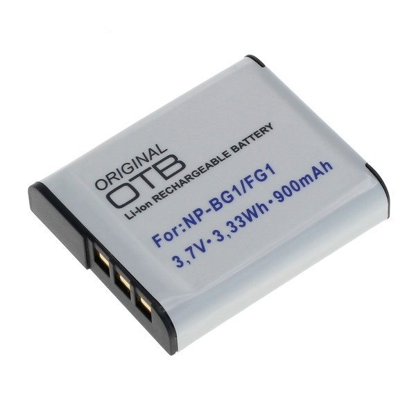 Akku kompatibel zu Sony NP-BG1 / NP-FG1 Li-Ion 900mAh