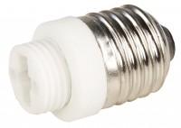 Lampensockel-Adapter, E27 auf G9