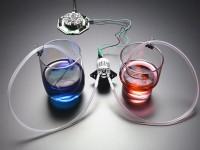 Adafruit Peristaltische Flüssigkeitspumpe mit Silikonschlauch - 5V bis 6V DC