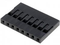 Dupont Gehäuse 1x8 Pin