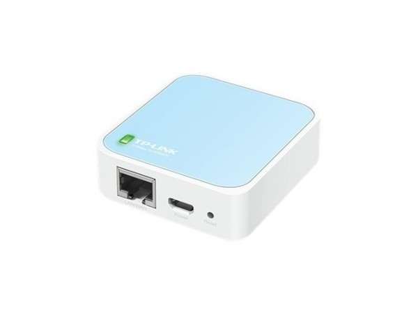Mini Pocket WLAN Router TP-Link TL-WR802N (300MBit)