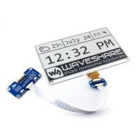"""7.5"""" 640×384 ePaper Display HAT für Raspberry Pi"""