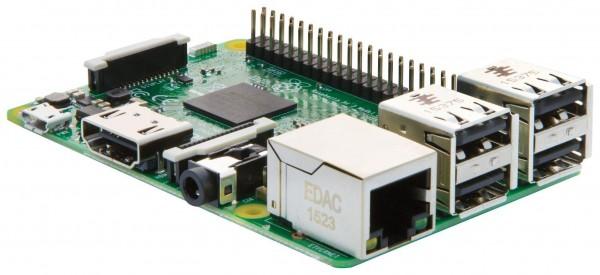 Raspberry Pi 3 Modell B