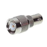 Adapter TNC Stecker - BNC Buchse