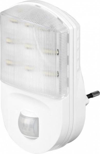 LED-Nachtlicht mit Bewegungsmelder, weiß