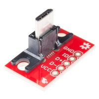 SparkFun Micro USB Typ B Stecker, Breakout