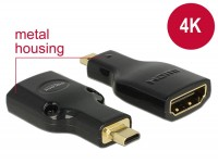 Premium 4K HDMI Adapter Micro-D Stecker - A Buchse