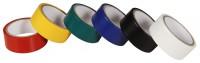 Isolierband, 6er Pack, 19mm, 2,5m, farblich sortiert