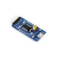 Konverter, micro USB Buchse - UART, FT232