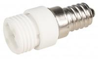 Lampensockel-Adapter, E14 auf G9