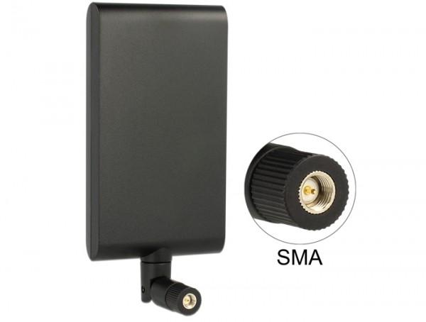 LTE Antenne SMA 1 ~ 4 dBi direktional drehbar Gelenk schwarz