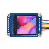 "1.3"" 240x240 IPS HD LCD Display Modul, SPI Interface"