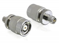 Adapter RP-SMA Buchse - RP-TNC Stecker