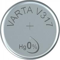 VARTA Silberoxid Uhrenbatterie V317
