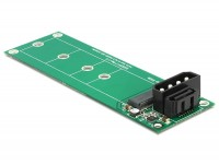 Konverter M.2 NGFF > SATA 7 Pin + Molex 4 Pin