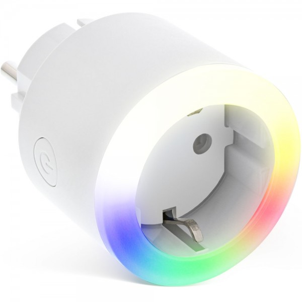 InLine SmartHome Steckdose mit LED Ring
