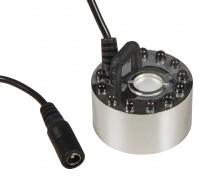 Ultraschall-Nebler / Zerstäuber mit 12 LEDs, Farbwechsler