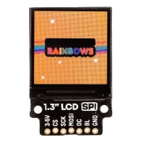 """1.3"""" SPI Farb LCD Breakout, 240x240"""