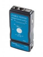 Kabeltester für Netzwerk und USB Kabel