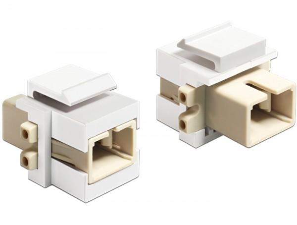 Keystone SC Simplex Buchse > Buchse