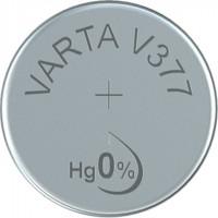 VARTA Silberoxid Uhrenbatterie V377