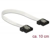 S-ATA FLEXI Kabel 1.5GBits / 3GBits / 6GBits weiß