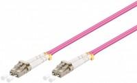 LWL Kabel Multimode OM4, LC-Stecker (UPC) > LC-Stecker (UPC), violett