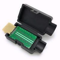 HDMI A-Stecker, 19 polig, zur Kabelmontage, Lötmontage